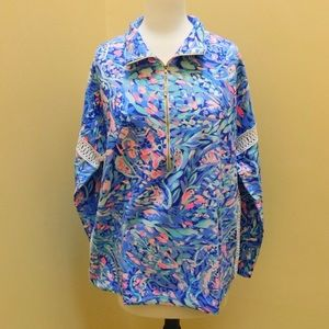 NWT Lilly Pulitzer Jonah popover Large